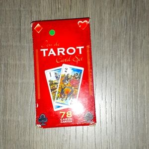 Free with 20$+ of purchase French style Tarot